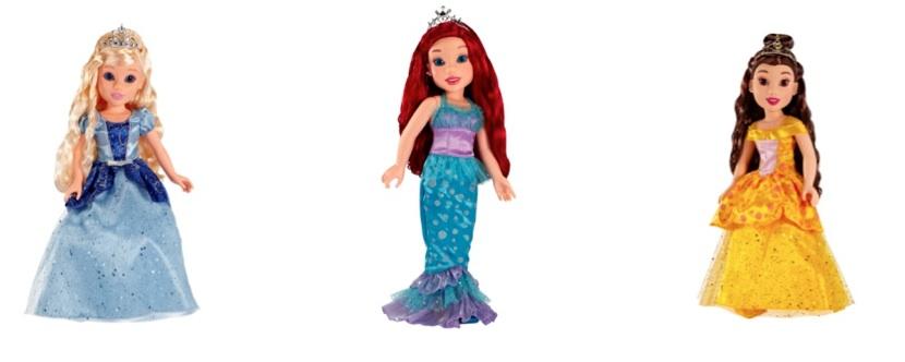 Disney Princess And Me Dolls