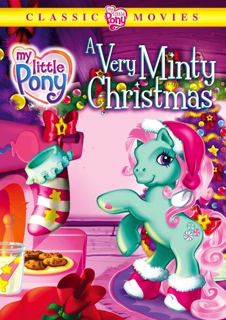 My Little Pony: A Very Minty Christmas DVD