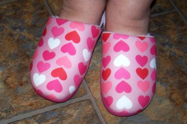 Orthaheel slippers