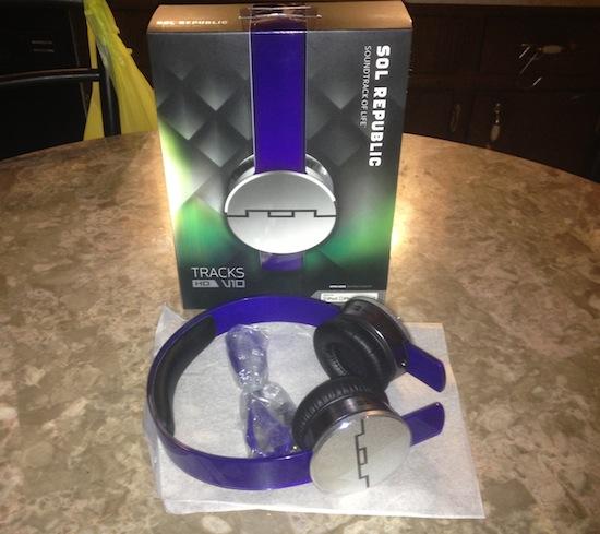 Sol Republic Trax HD Headphones