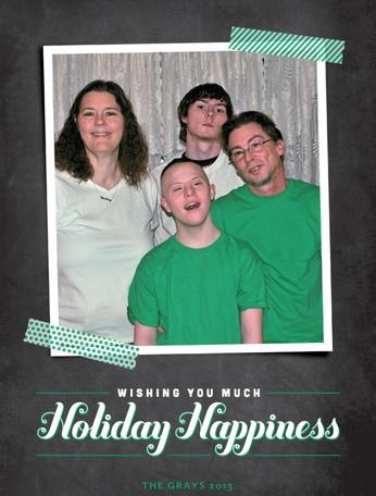 Tiny Prints 2013 Holiday Card