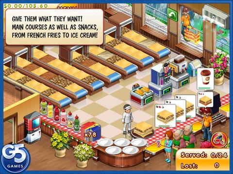 Stand O Food 3 Game App