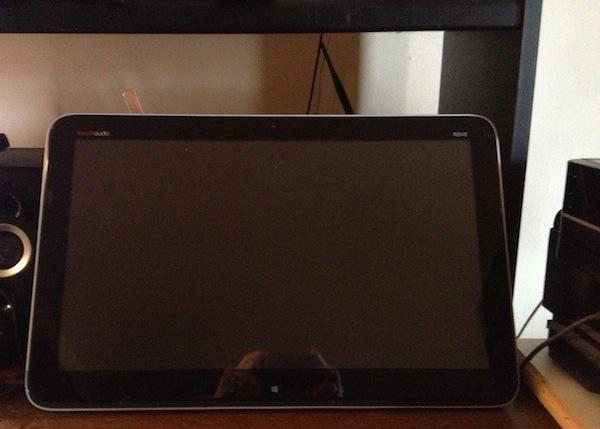 #IntelAIO PC on desk