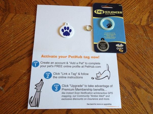 PetHub Pet ID Tag