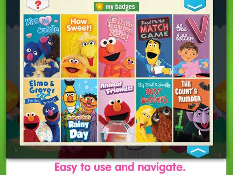 Sesame Street S'more App