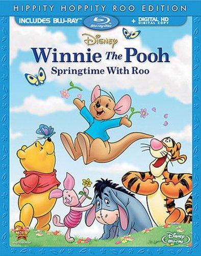 Disney Winnie The Pooh: Springtime With Roo
