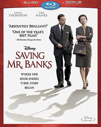 Disney Saving Mr Banks Blu-ray