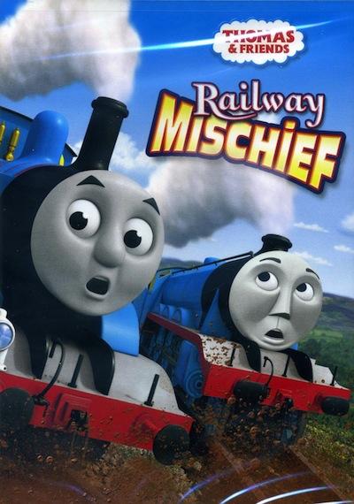REVIEW – Thomas & Friends: Railway Mischief DVD