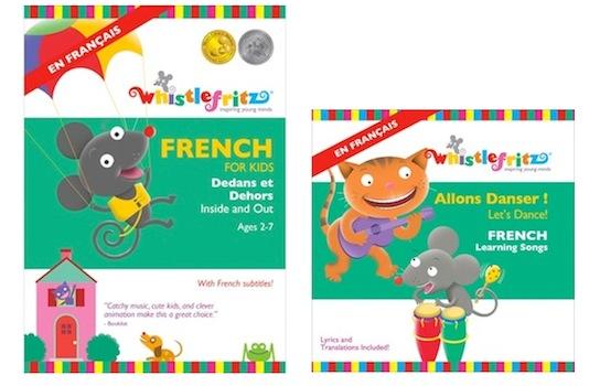 Whistlefritz French
