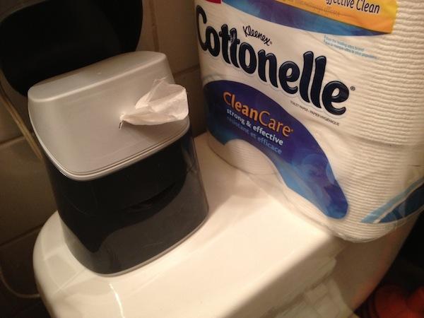 Cottonelle Bathroom