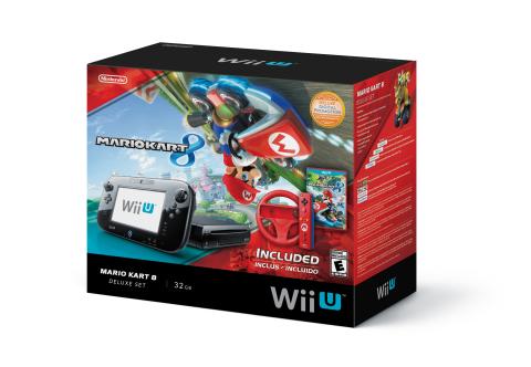 Nintendo MK8 Bundle