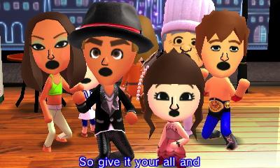 3DS Tomodachi Life