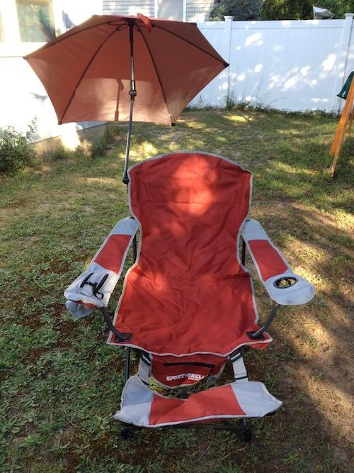 Sportbrella Portable Chairs