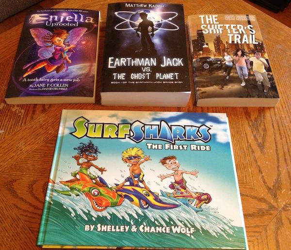 4 Fun New Summer Fiction Titles