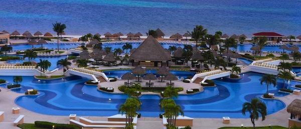 Moon Palace Golf Spa Resort, Cancun