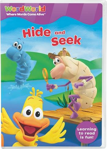 WordWorld Hide and Seek