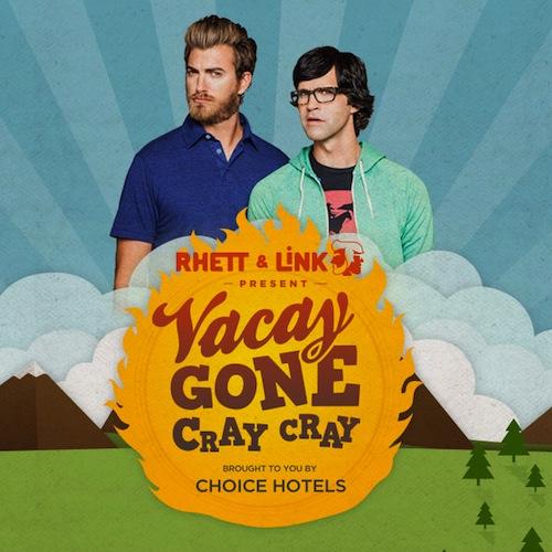 Choice Hotels vacaygonecraycray