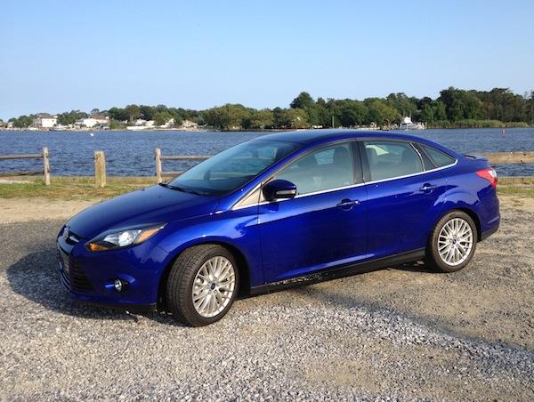 2014 Ford Focus car review