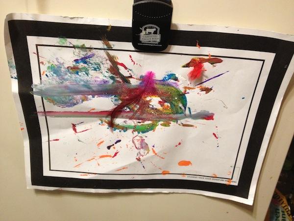c school art