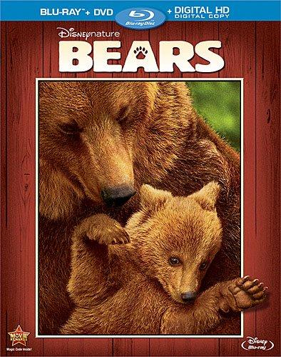 Disneynature Bears Blu-ray