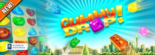 Big Fish Gummy Drop Match-3 Game