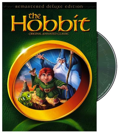 The Hobbit Deluxe Edition DVD