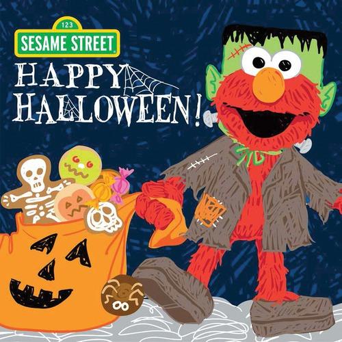 Sesame Street Happy Halloween!