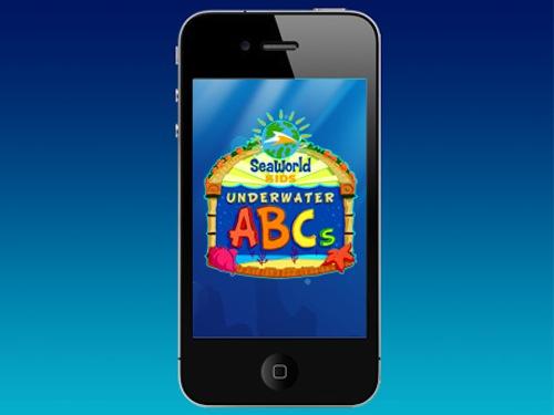 Underwater ABCs app