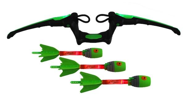 Zing Air Storm Fire Tek Bow Toy