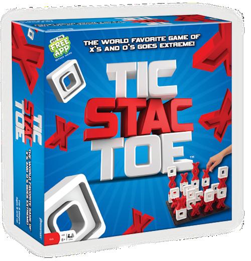 Tic Stac Toe Game