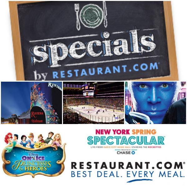 Specials by Restaurant.com - Restaurant.com Specials