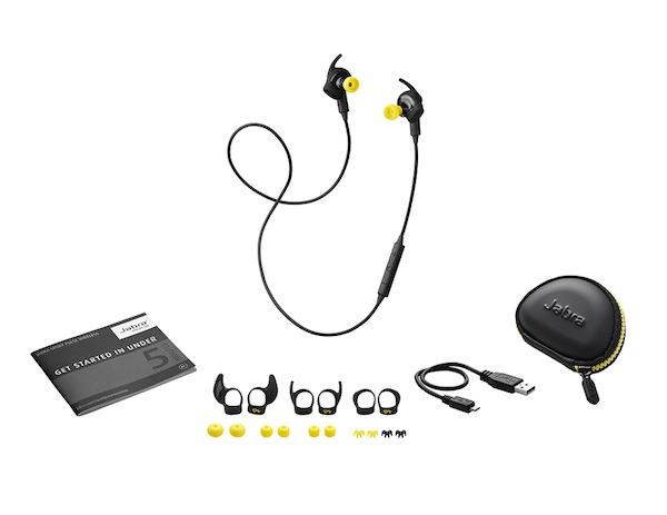 Jabra Pulse Headphones at Best Buy
