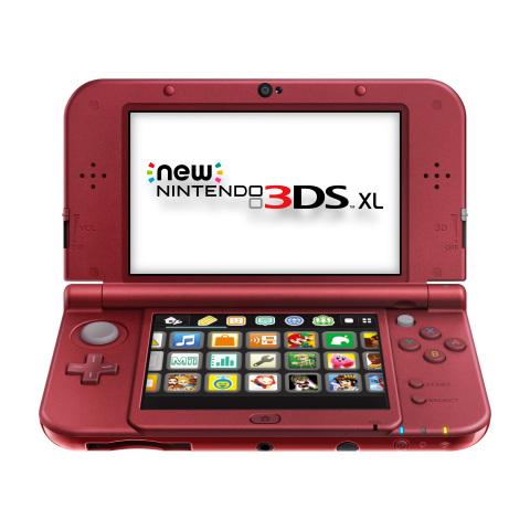 New Nintendo 3DSXL Hardware