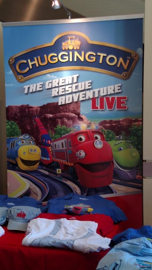 Chuggington Live At The NJPAC