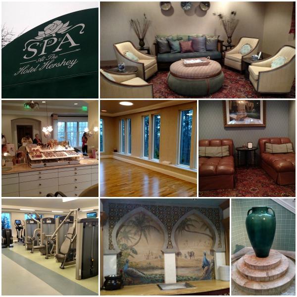 The Hotel Hershey Spa
