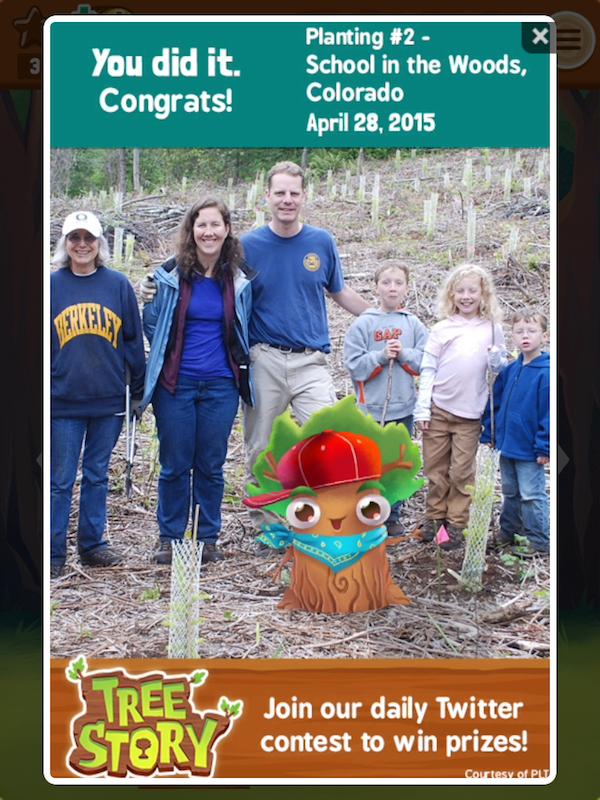 Tree Story app