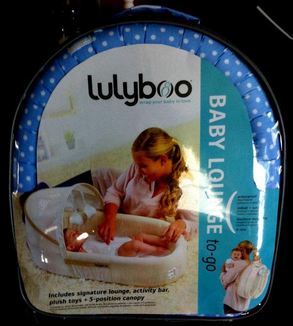 Lulyboo Baby Lounge To-Go
