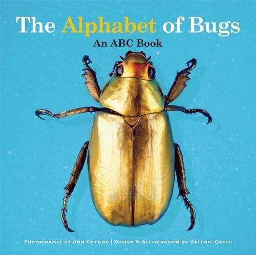 Sky Pony Press Earth Month Books - Alphabet Of Bugs