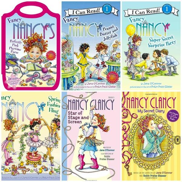 Fancy Nancy Children's Books