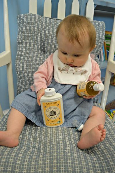 Burt's Bees Baby Bee Skin Care