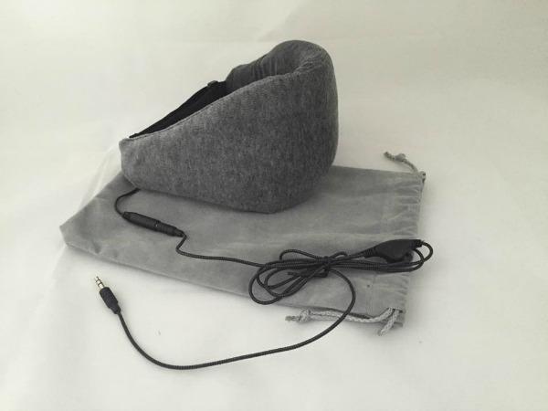 1 Voice Sleep Headphones Eye Mask
