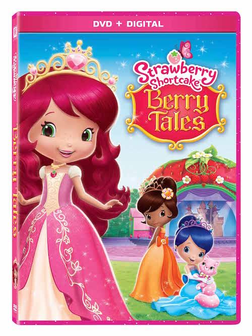Strawberry Shortcake: Berry Tales DVD