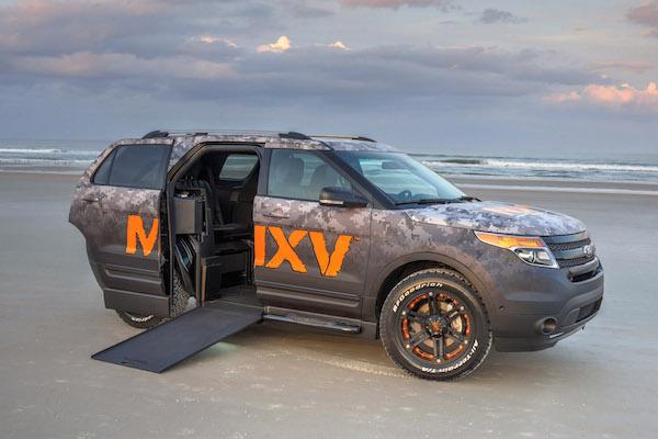 BraunAbility MXV