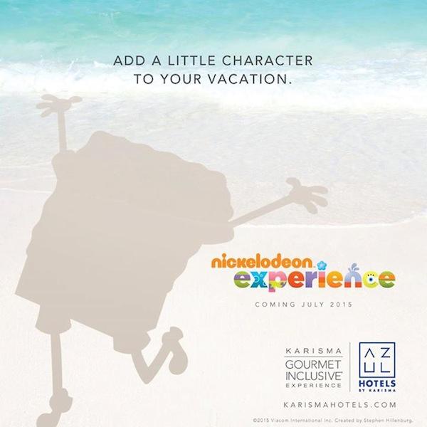 Nickelodeon Experience At Azul Hotels By Karisma