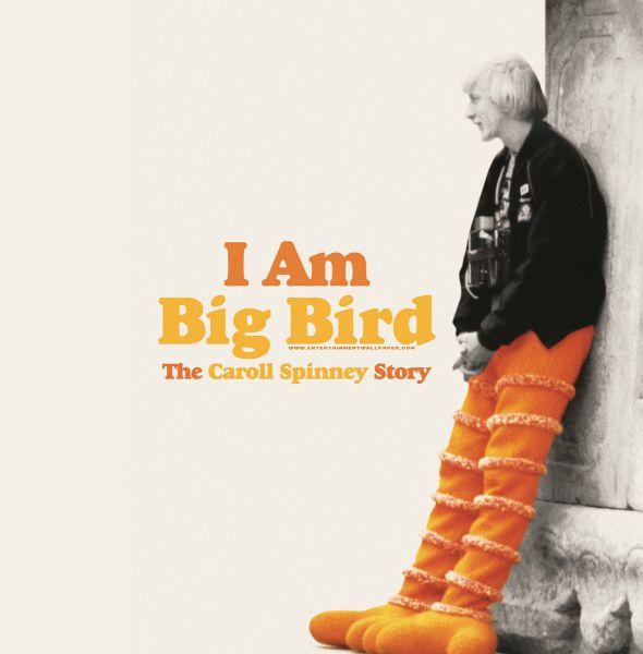 I Am Big Bird: The Caroll Spinney Story DVD
