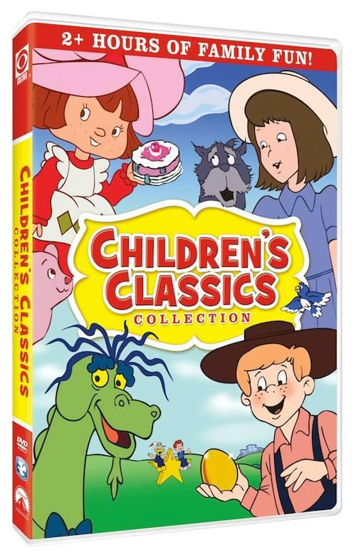 Children's Classics Collection DVD