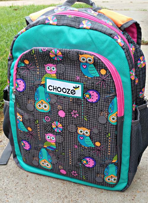 Chooze Backpacks