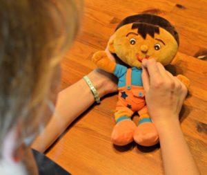 Playability Toys - Emotiplush Doll