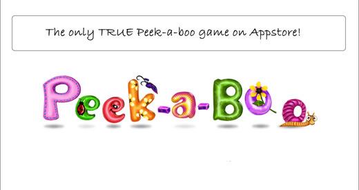 Peek-A-Boo app