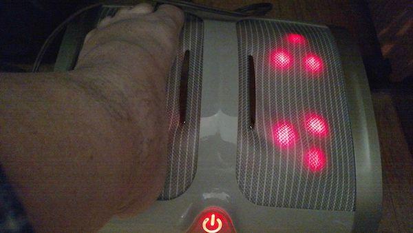 HoMedics Shiatsu Pro Foot Massager